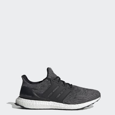 Men's Running Grey Ultraboost 4.0 DNA Shoes