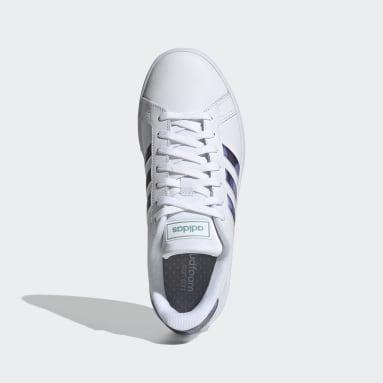 Scarpe U4U Collection Bianco Donna Tennis