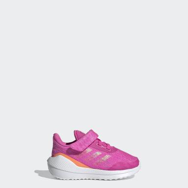 Infant & Toddler Running Pink EQ21 RUN EL I