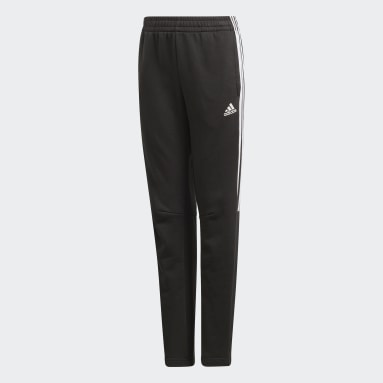 Youth 8-16 Years Gym & Training Black Must Haves Tiro Joggers