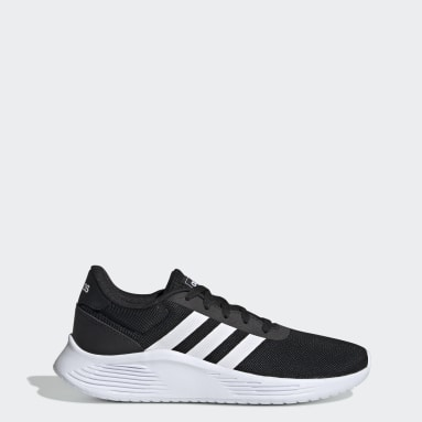Women Running Black Lite Racer 2.0 Shoes