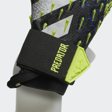 Gants de gardien Predator Pro Noir Enfants Football