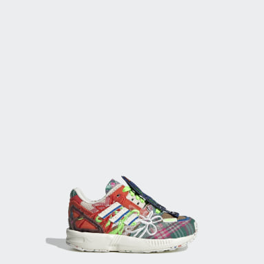 Infant & Toddler Originals White ZX 8000 Superearth Shoes