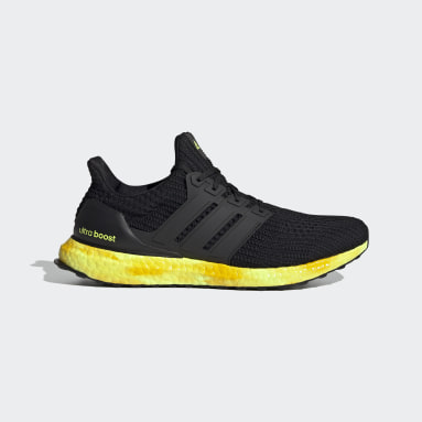 ULTRABOOST 4 DNA IN COLOR Noir Running