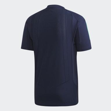 Muži Fotbal modrá Tréninkový dres Real Madrid Ultimate