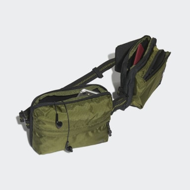 Handball Black Xplorer Primegreen Waist Bag