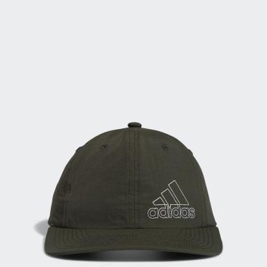 Men's Training Green Sport Hat