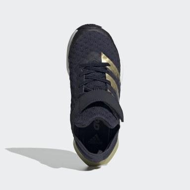 Kids Running Blue Faito Shoes