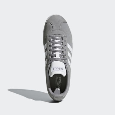 Women Walking Grey VL Court 2.0 Shoes