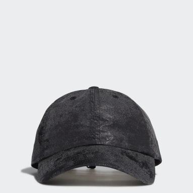 Y-3 Black Y-3 CH1 Distressed Reflective Cap