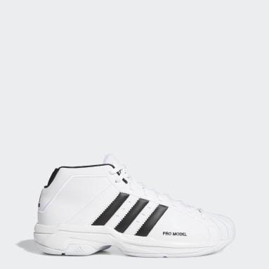 Chaussure Pro Model 2G blanc Basketball