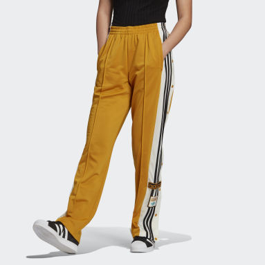 Women Originals Gold Girls Are Awesome Adibreak Tracksuit Bottoms