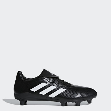 Rugby Black Engage Boots