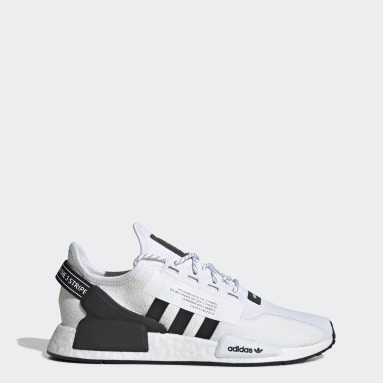 Originals White NMD_R1 V2 Shoes
