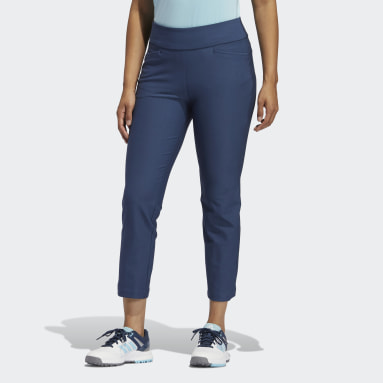 Frauen Golf Ultimate365 Adistar Cropped Hose Blau
