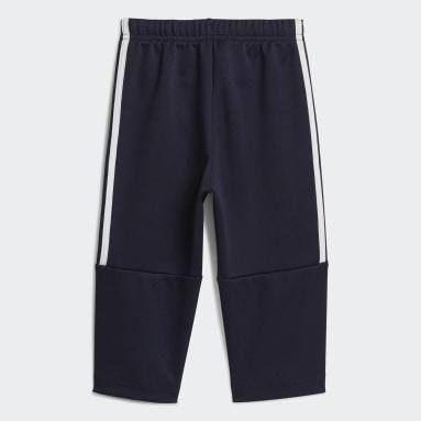 Pantalón Sereno Azul Niño Fútbol