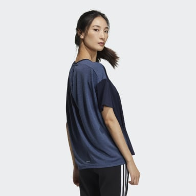 Women Sportswear Blue Must Haves Tero Tee