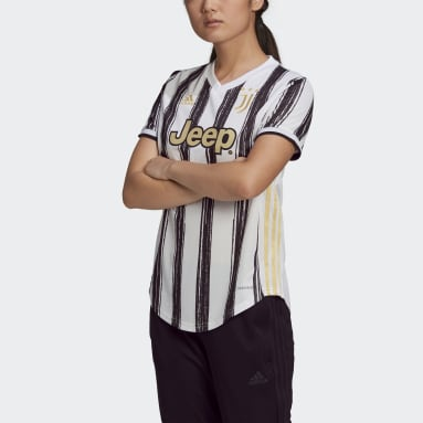 Maillot Juventus 20/21 Domicile Blanc Femmes Football