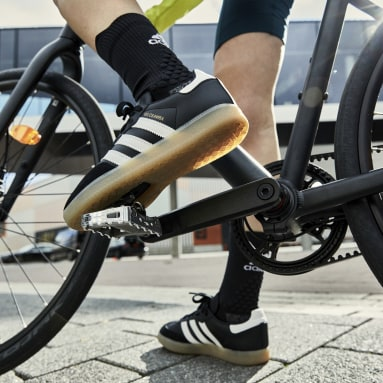 Cycling Black The Velosamba Cycling Shoes