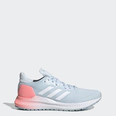 Zapatillas Solarblaze Azul Mujer Running