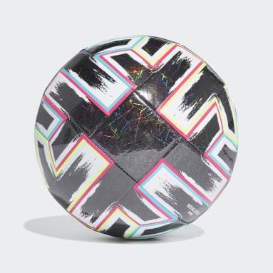 черный Футбольный мяч Uniforia Training