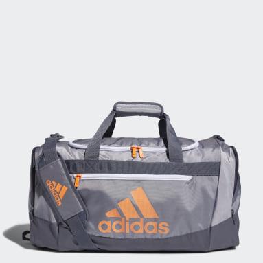 Training Grey Defender Duffel Bag Medium
