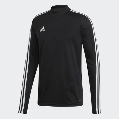 Heren Fitness En Training Zwart Tiro 19 Training Sweater