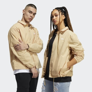 Originals Beige Coach Shirt (Gender Neutral)