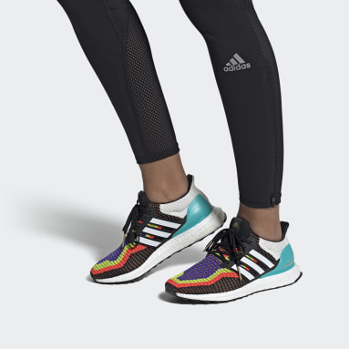 Women's Running Black Ultraboost DNA Shoes