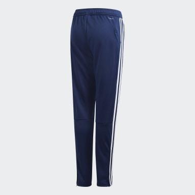 Pantaloni da allenamento Tiro 19 Blu Bambini Fitness & Training