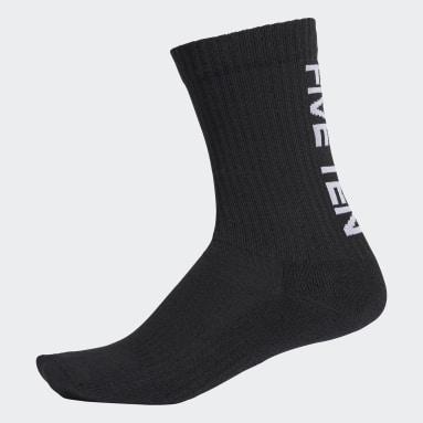 TERREX černá Ponožky Five Ten Performance Half-Cushioned Crew