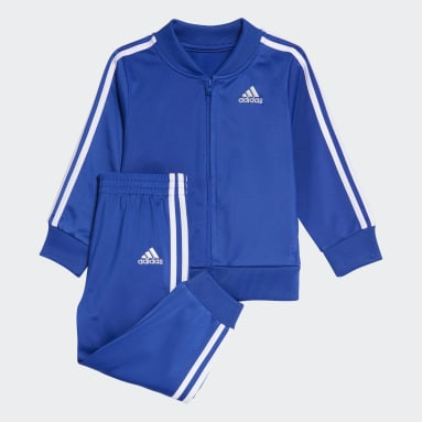 Infant & Toddler Training Blue Classic Jacket and Joggers Set