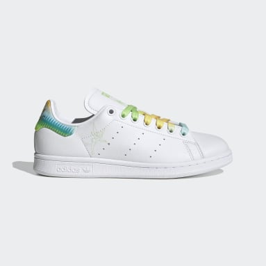 Women Originals Grey Stan Smith Tinkerbell Shoes
