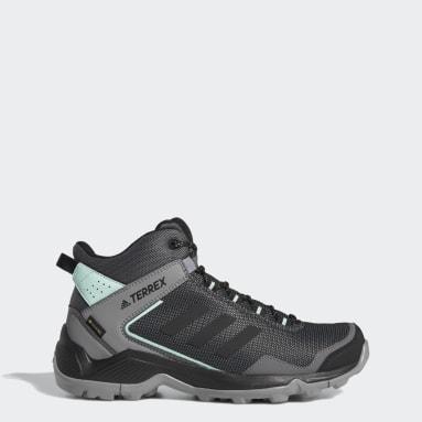 Women's TERREX Grey Terrex Eastrail GORE-TEX Mid Hiking Shoes
