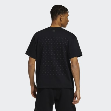 Originals Black Pharrell Williams Basics Tee (Gender Neutral)