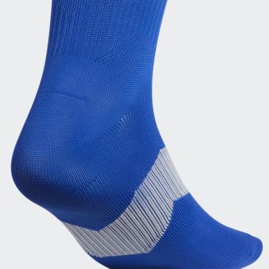 Training Blue Metro Over-the-Calf Socks