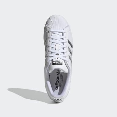 Zapatilla Superstar Blanco Originals
