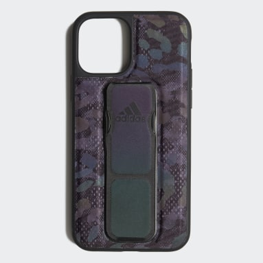 Originals Black Grip Case Leopard iPhone 12/12 Pro