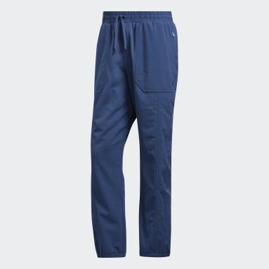 Calças FA Tech Azul Homem Originals