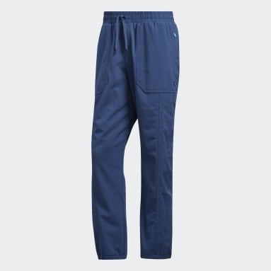 Men Originals Blue FA Tech Pants