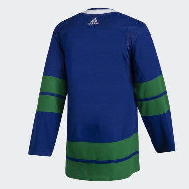 Men Hockey Multi Vancouver Canucks Authentic Third Jersey