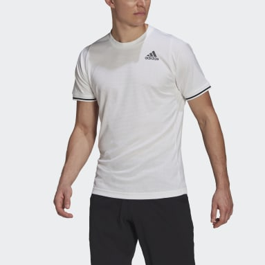 Camiseta Tennis Freelift Blanco Hombre Tenis