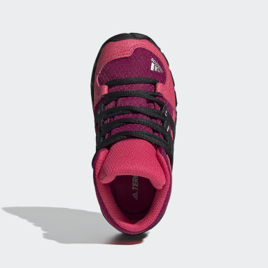 Børn TERREX Burgundy Terrex Mid GTX sko