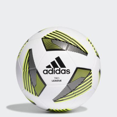 Football White Tiro League Ball