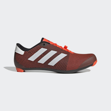 Cycling Orange The Road Cycling Shoes