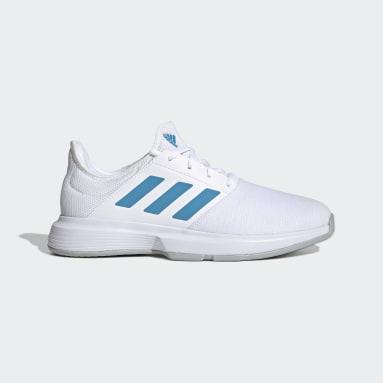 Zapatillas de Tenis GameCourt Blanco Hombre Tenis