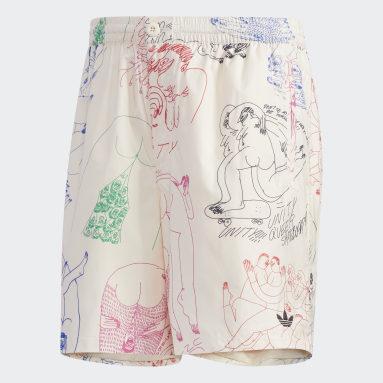 Originals Beige Unity Shorts (Gender Neutral)