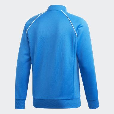 Chaqueta SST Azul Hombre Originals