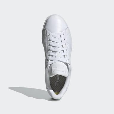 Tenis Advantage Blanco Hombre Diseño Deportivo