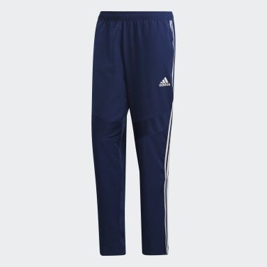 Pantalón técnico Tiro 19 Azul Hombre Gimnasio Y Entrenamiento